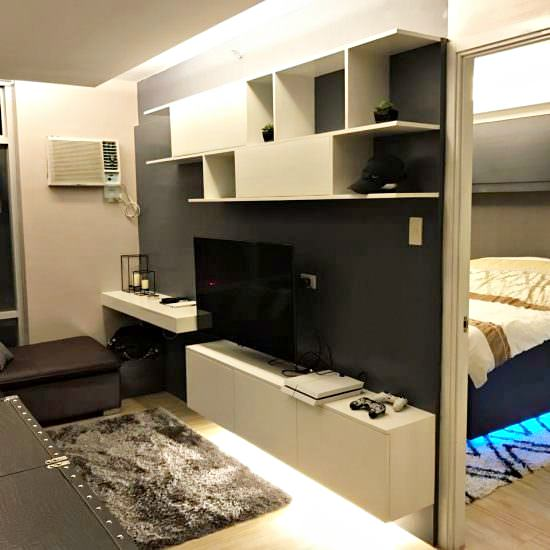 Modern Mancave
